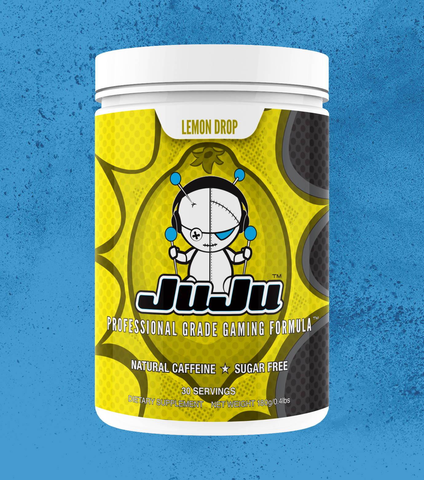 JuJu Lemon Drop Gaming Formula
