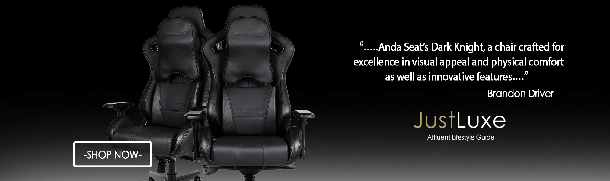 JustLuxe gaming chair review