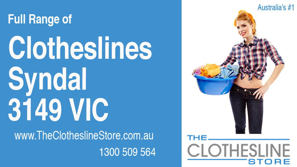 New Clotheslines in Syndal Victoria 3149
