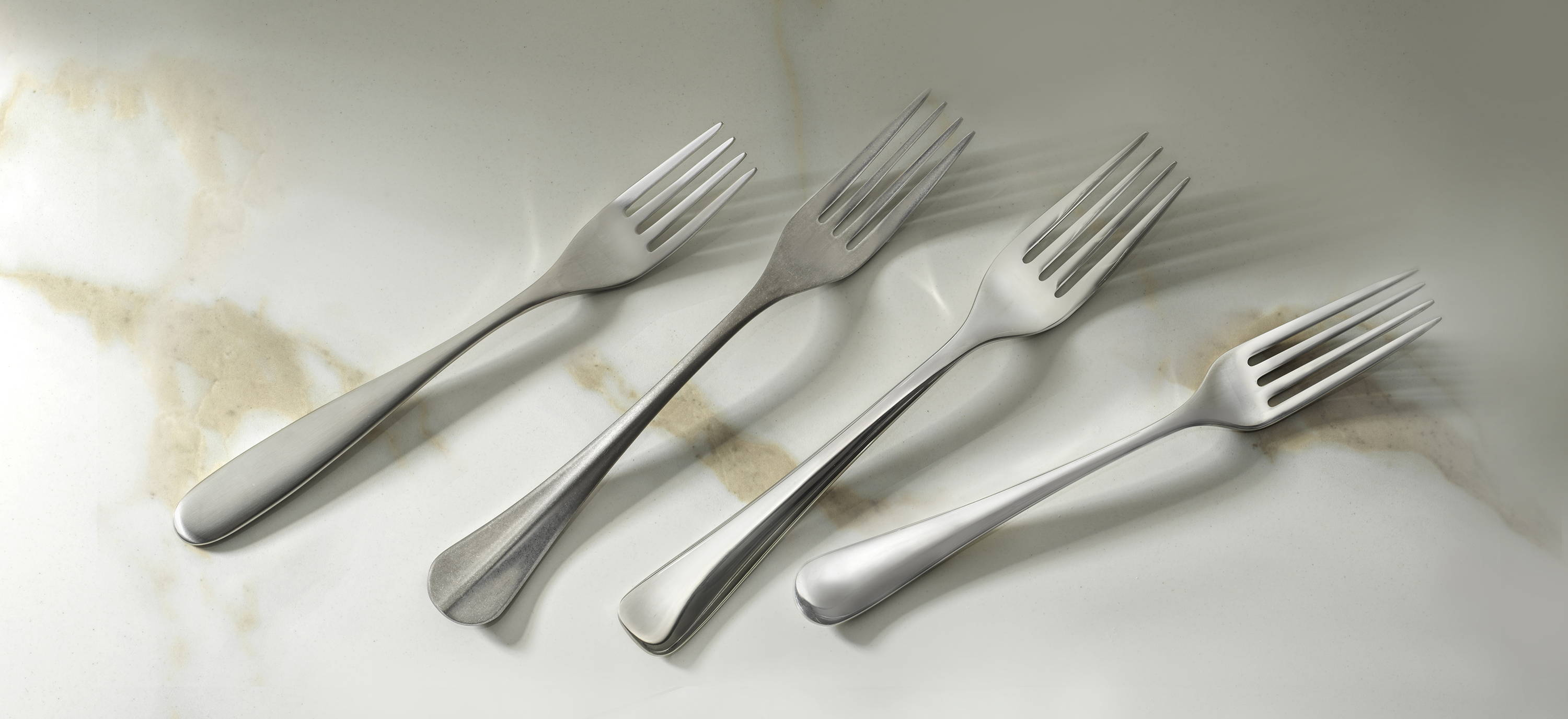 Robert Welch Cutlery Finishes