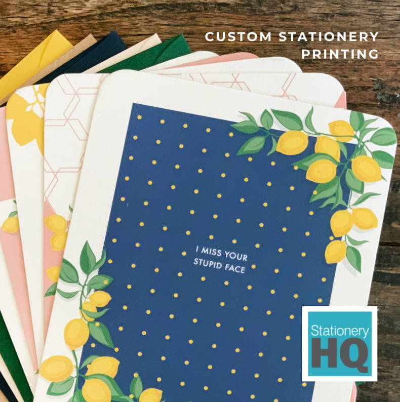 Custom Stationery Printing