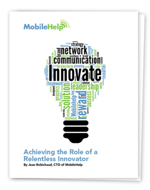 Achieving the Role of a  Relentless Innovator