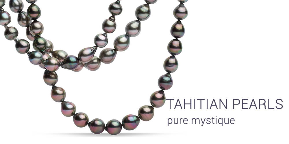 Shop our Tahitian Pearl Collection
