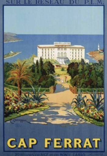 Grand-Hotel du Cap-Ferrat, French Riviera