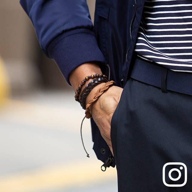 D+H bracelets