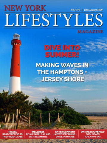 New York Lifestyles Cover July 2020