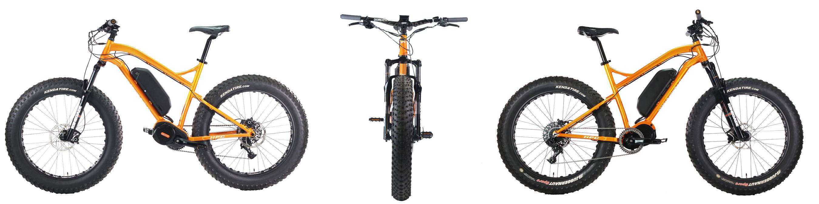 Titan High Performance Fat Tire Electric Bike | Hi Power Cycles