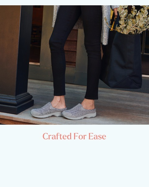 Crafted For Ease