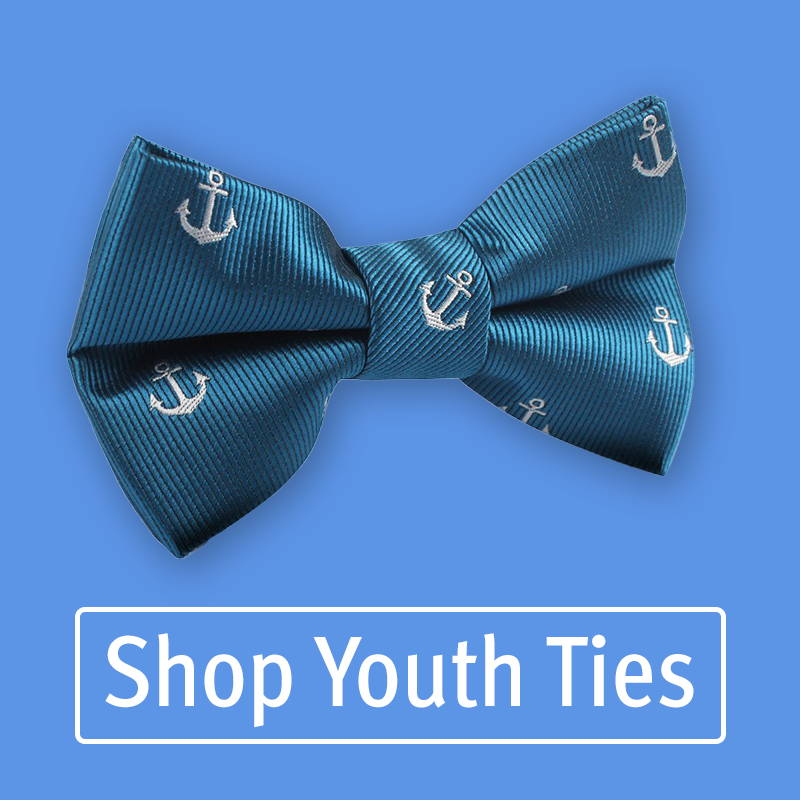 Youth bow ties