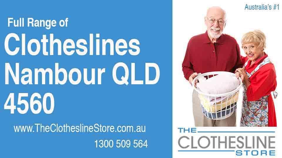 New Clotheslines in Nambour Queensland 4560