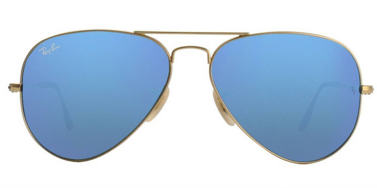e8b85a5246a Mirror your style with Ray-Ban Aviator Mirror sunglasses. Ray-Ban Aviator  Sunglasses were designed in 1937 to protect US military fighters against  the high ...