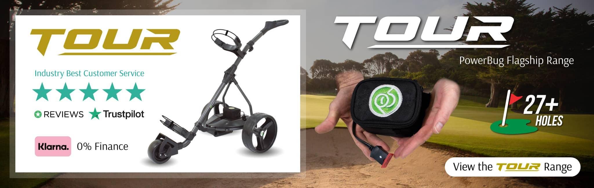 PowerBug Tour Series Trolleys