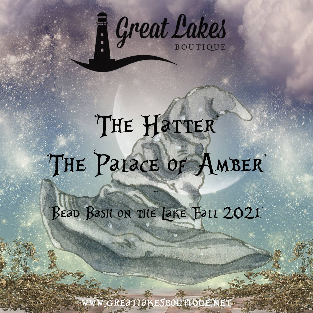 The Palace of Amber Hatter