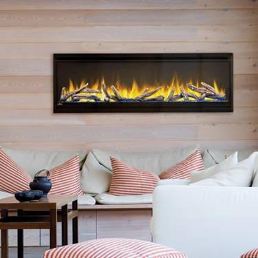 Napoleon Alluravision 50 Deep Electric Fireplace