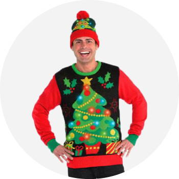 Christmas shirts and tops category