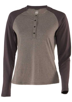 Women's Long Sleeve Bike Jersey