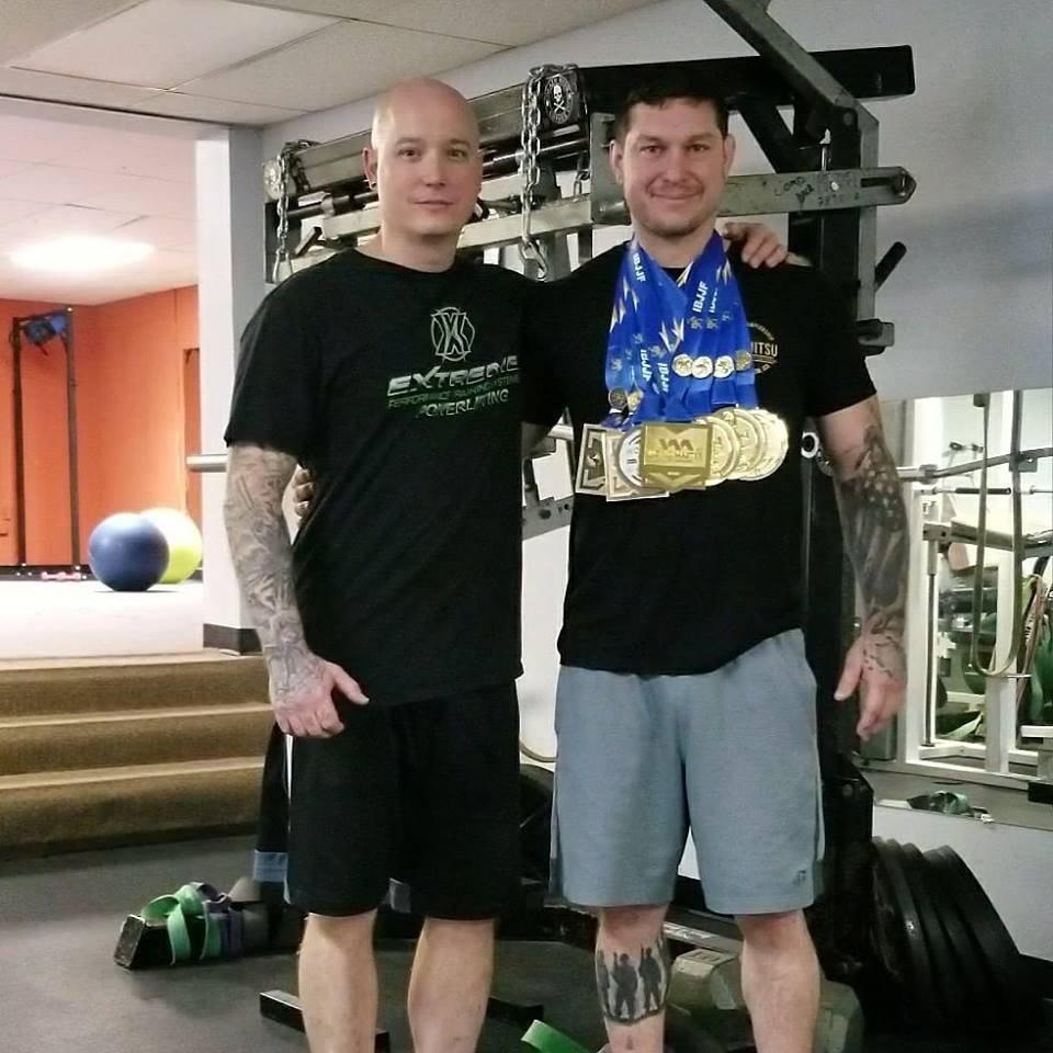 Scott Shetler and BJJ Athlete Chris Jones | Kettlebell Kings