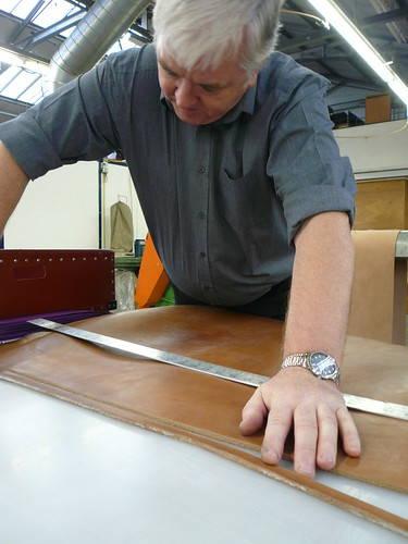 tender co belt hand cut
