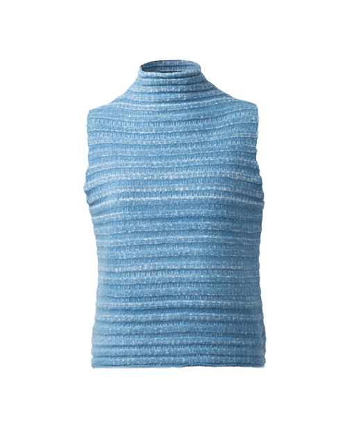 Blue Tank Sweater  | Holiday Gift Guide | J.ING