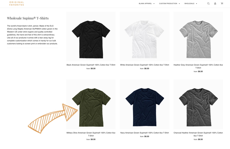 Wholesale Organic Cotton Blank T Shirts – EDGE Engineering
