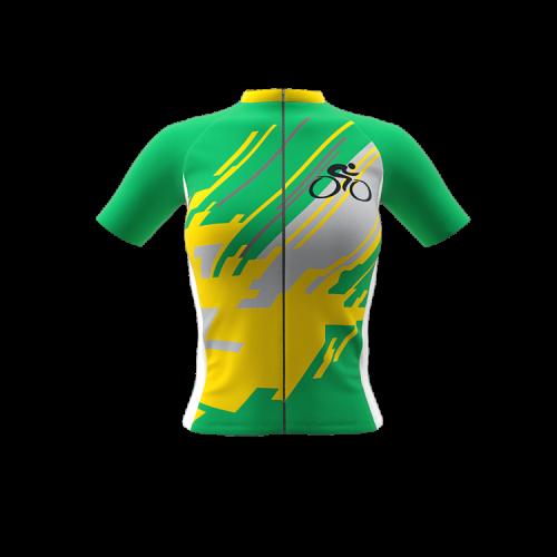 Custom Cycling Jersey Example