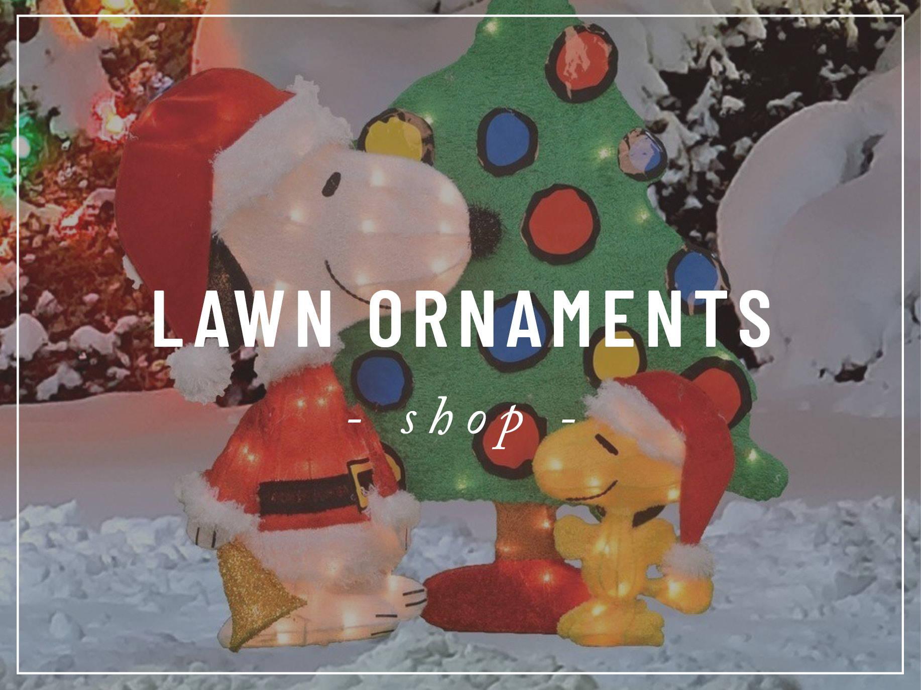 Shop Lawn Ornaments