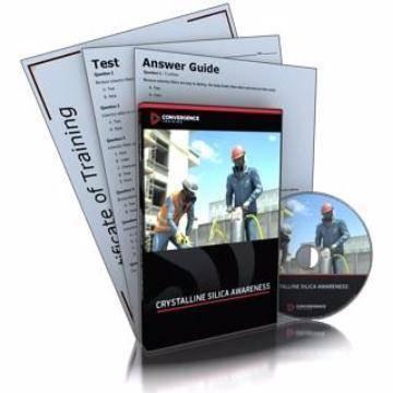 Crystalline Silica Awareness DVD