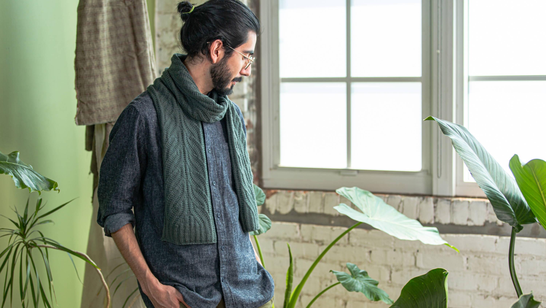 Omar modeling Nidus (DK version)