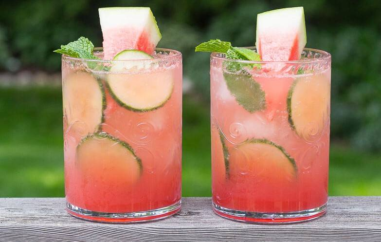 watermelon-mint-mojito