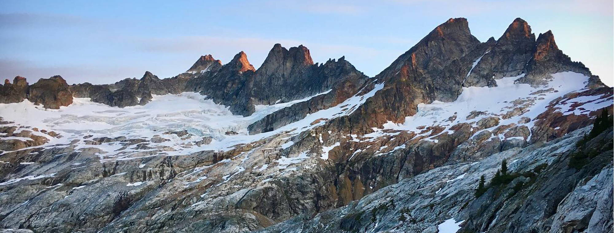 NW Alpine Ambassador Theresa Silveyra North Cascades Landscape