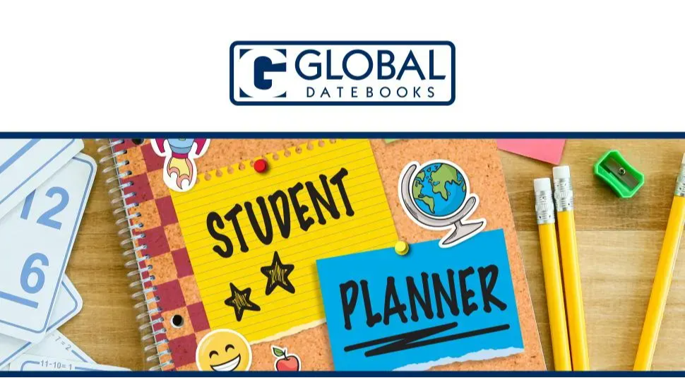 Global Datebooks Planners for Elementary Students