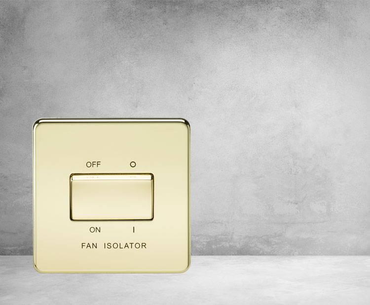 Fan Isolators Switches