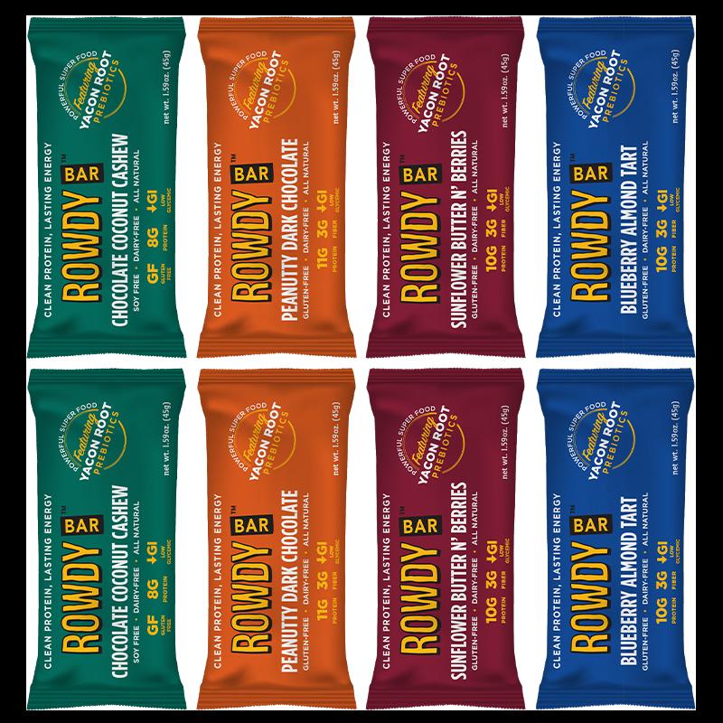 8 Bar Variety Pack