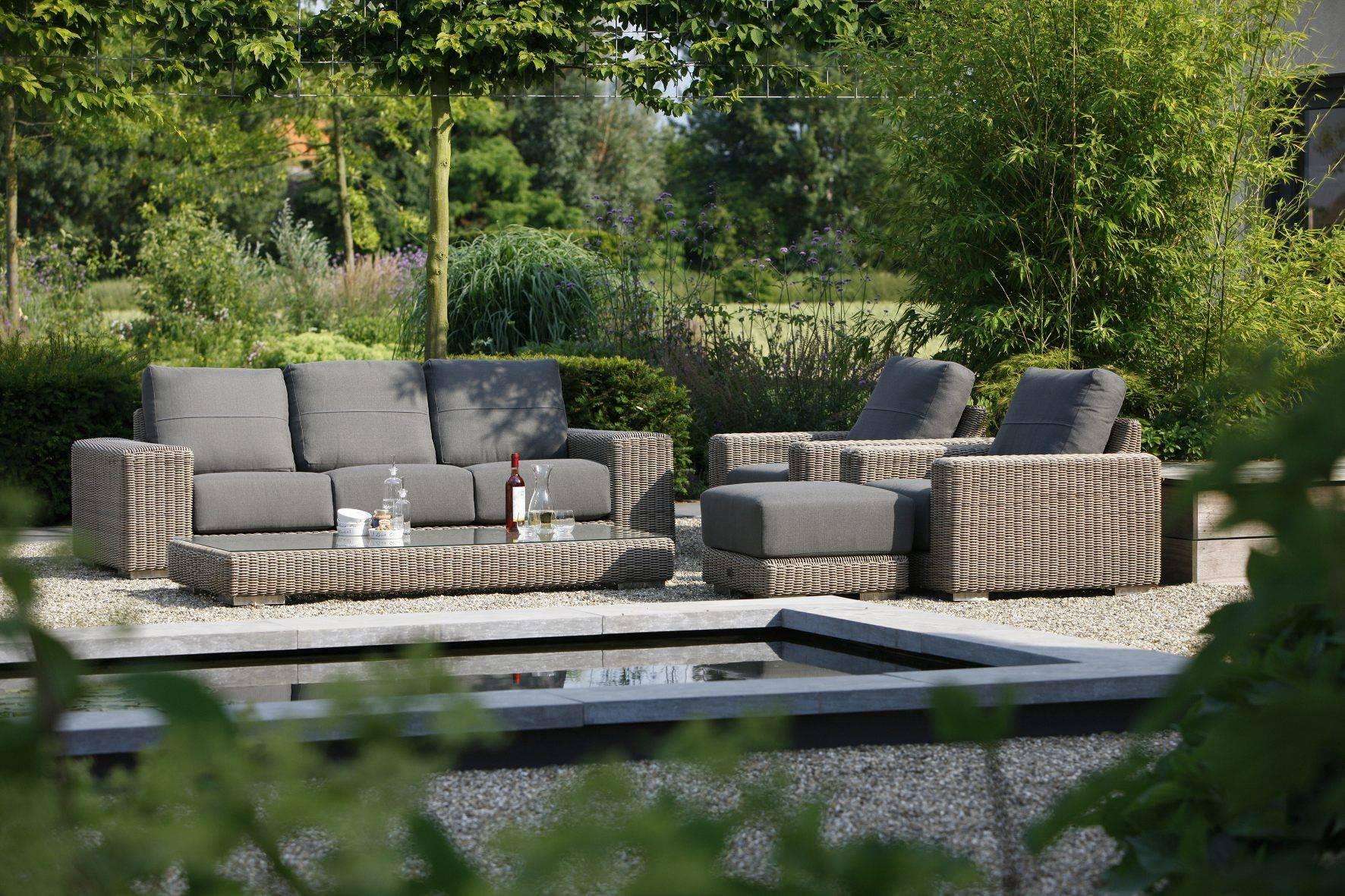 Outdoor Living Furniture - Luxury Garden Furniture - LuxDeco.com
