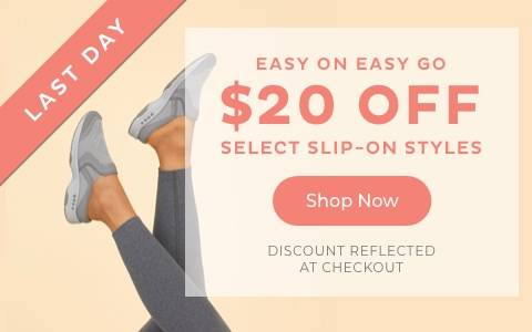 $20 Off Select Styles
