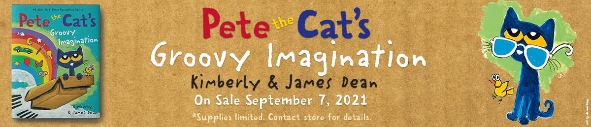Pete the Cat Groovy Imagination