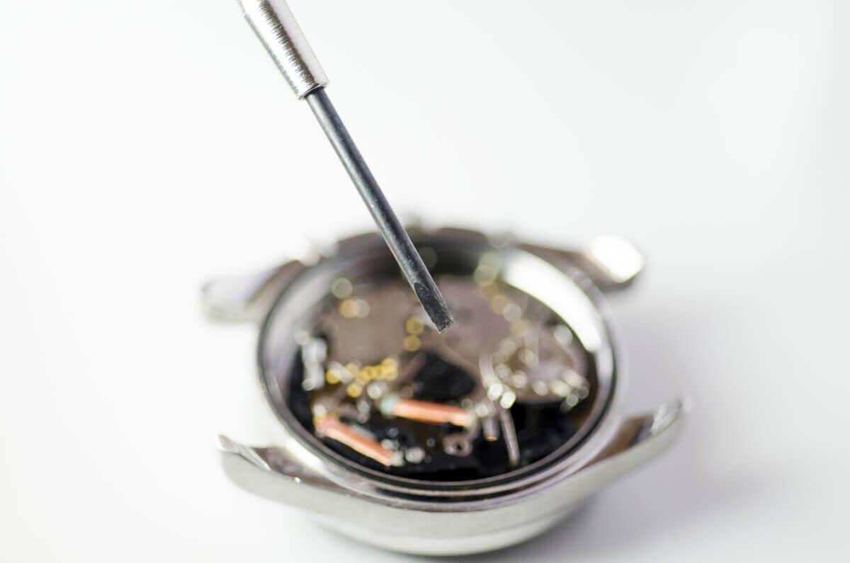 Rolex _ clock _ repair