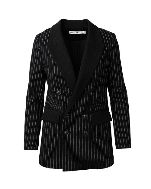 Striped Blazer | Holiday Gift Guide | J.ING
