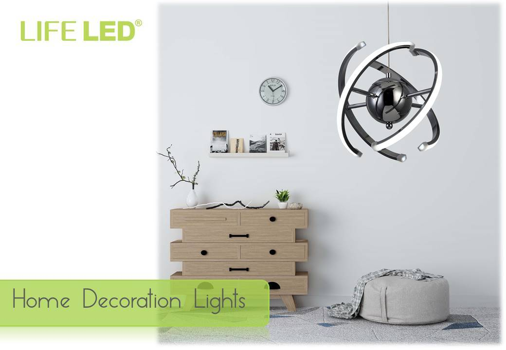 Home Decoration Led Light Fixtures Miami Life LED