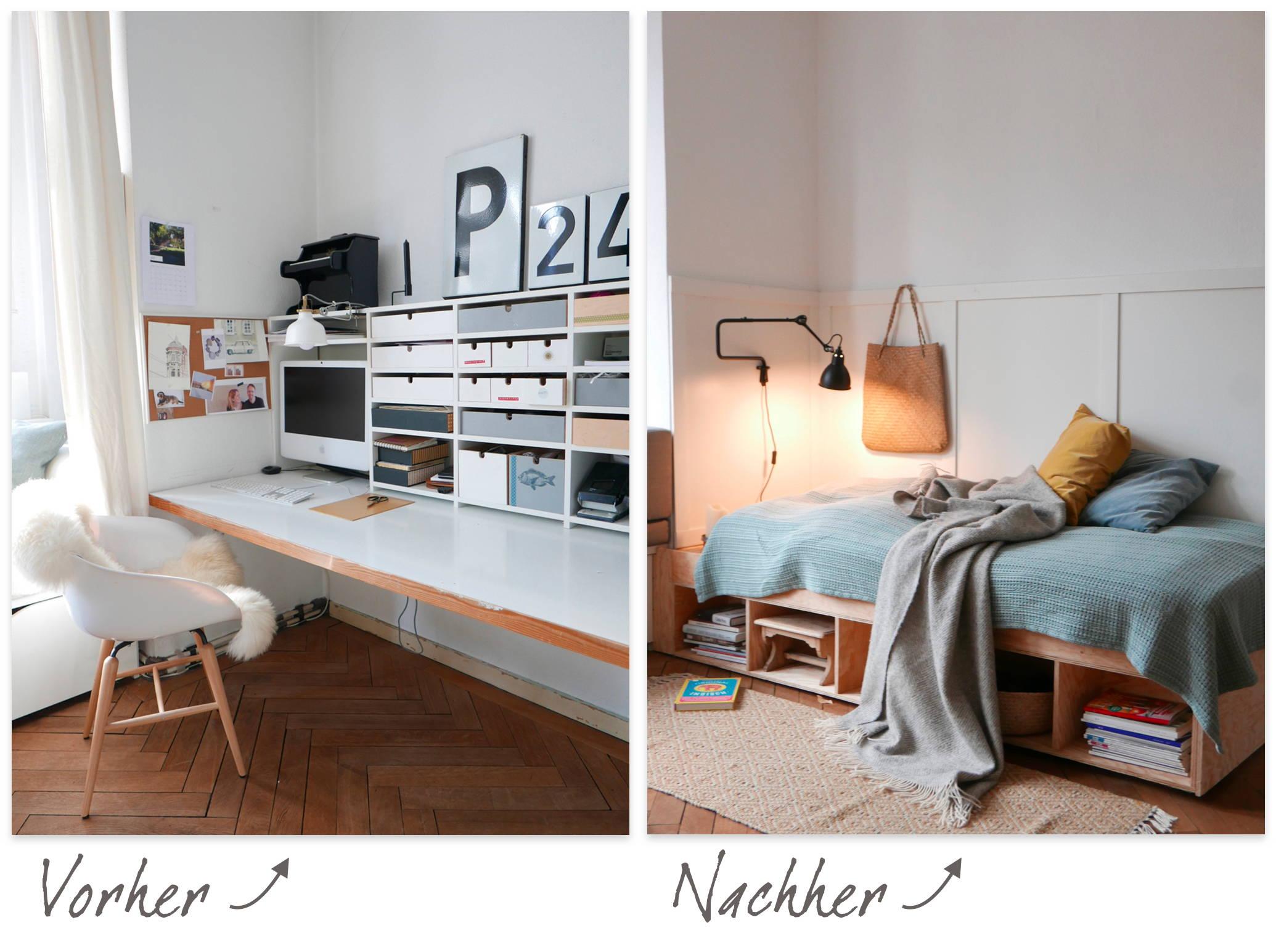 Gästezimmer DIY Renovieren Einrichten