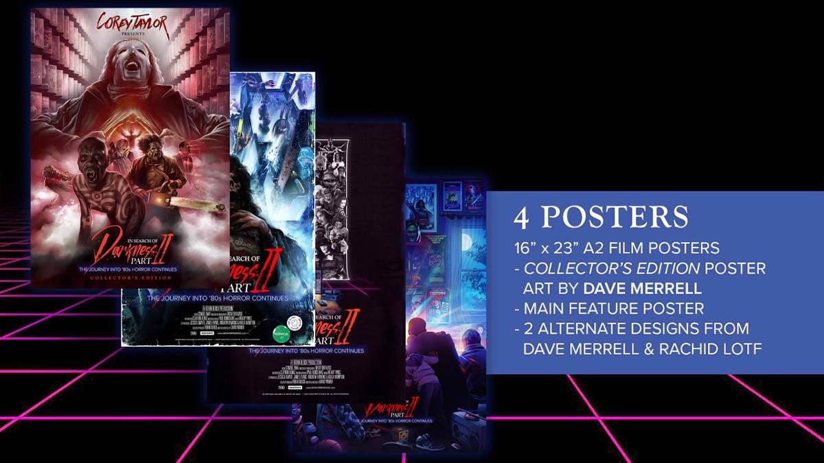 Corey Taylor Poster Showcase