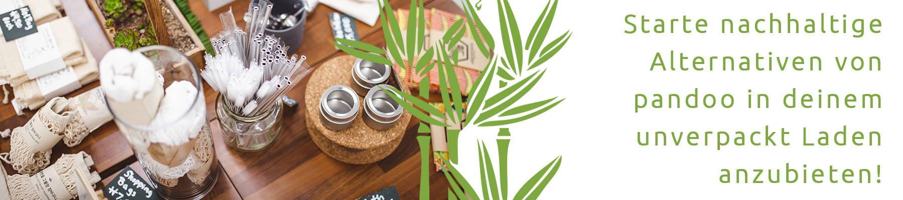 Plastikmüll vermeiden - Wiederverwendbare Alternativen