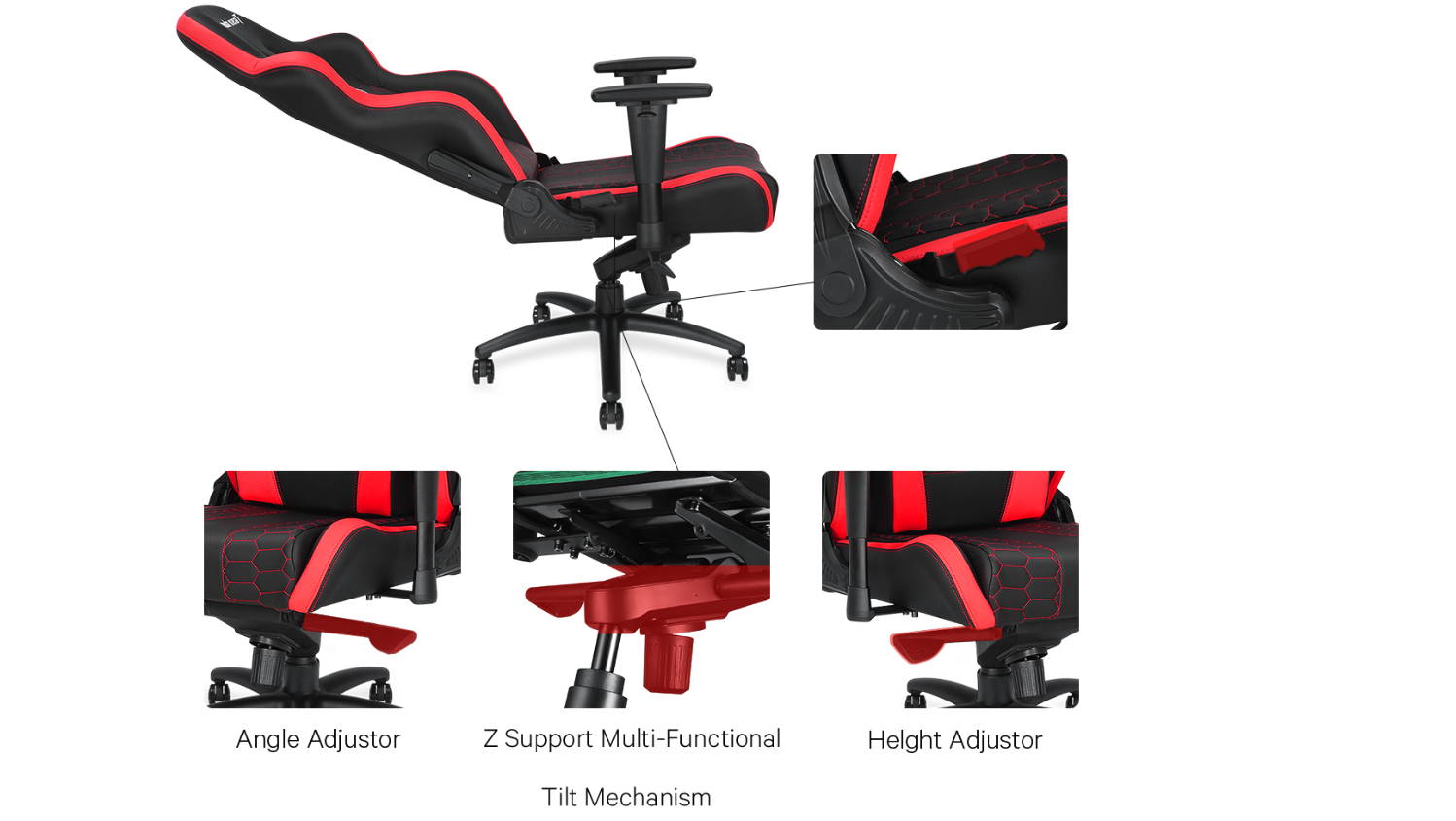 Ergonomic & Comfortable chair