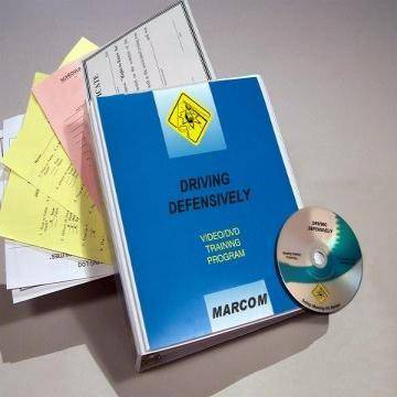 Driving Defensively Safely DVD