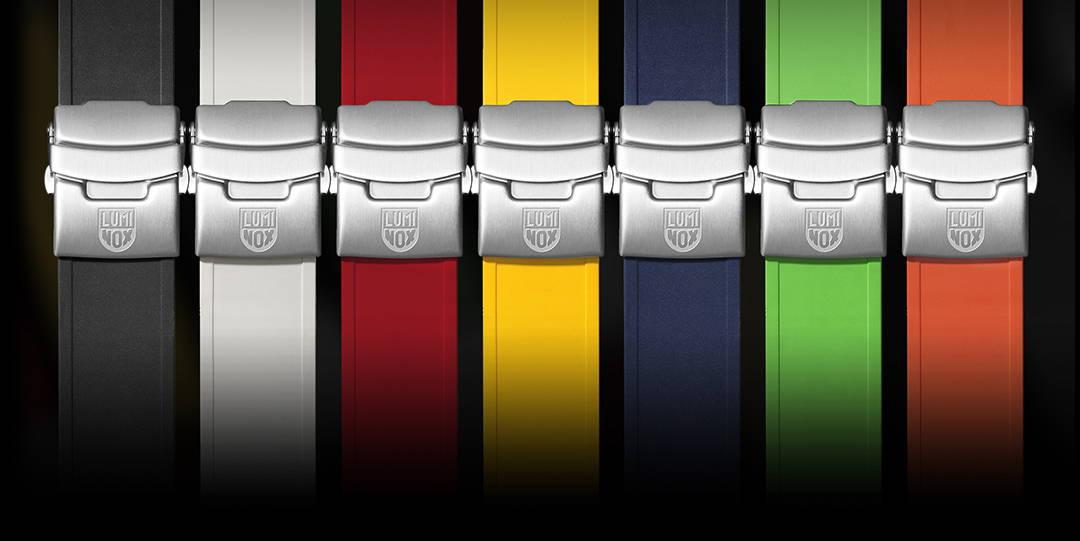 Luminox Uhrenarmbänder, XS - XL
