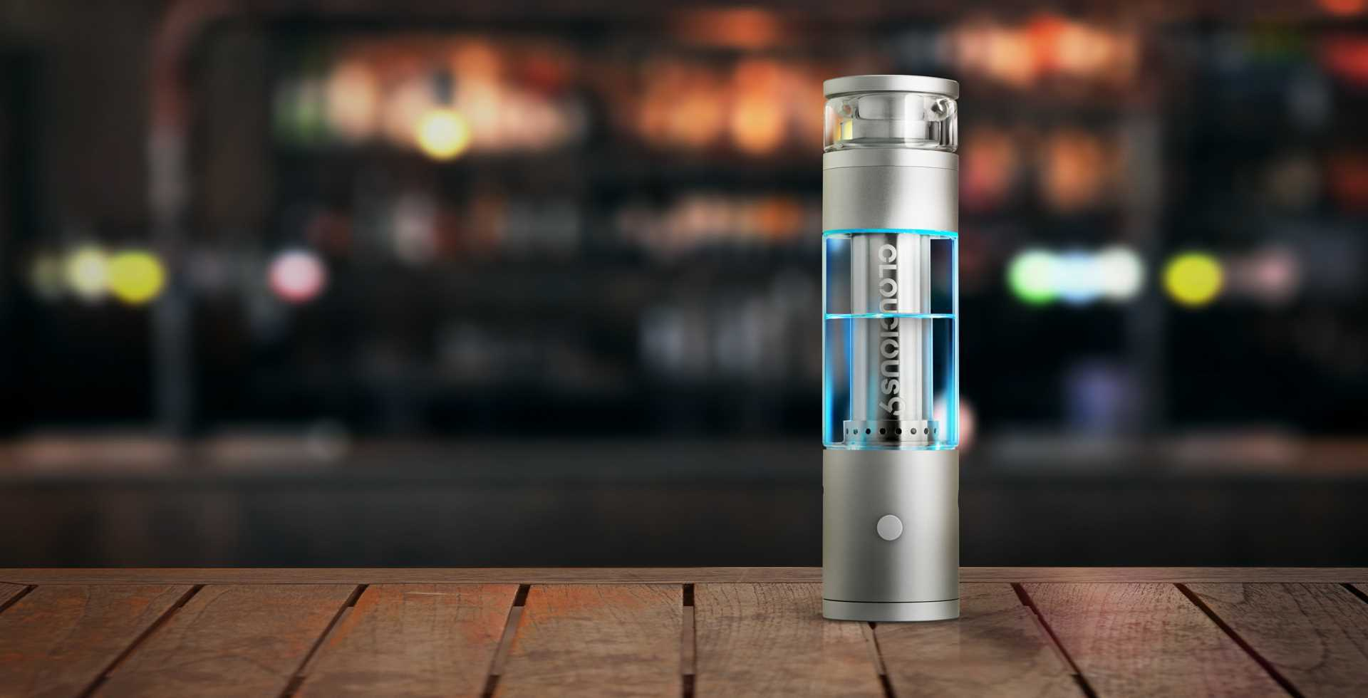 Cloudious9 Hydrology9 Vaporizer