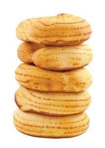 Bagelinos Gluten-Free Bagels Stacked