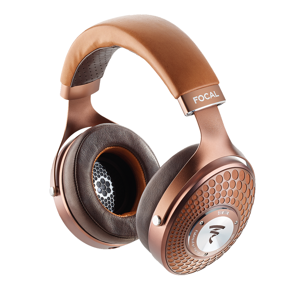 Focal Stellia Closed-Back Headphones