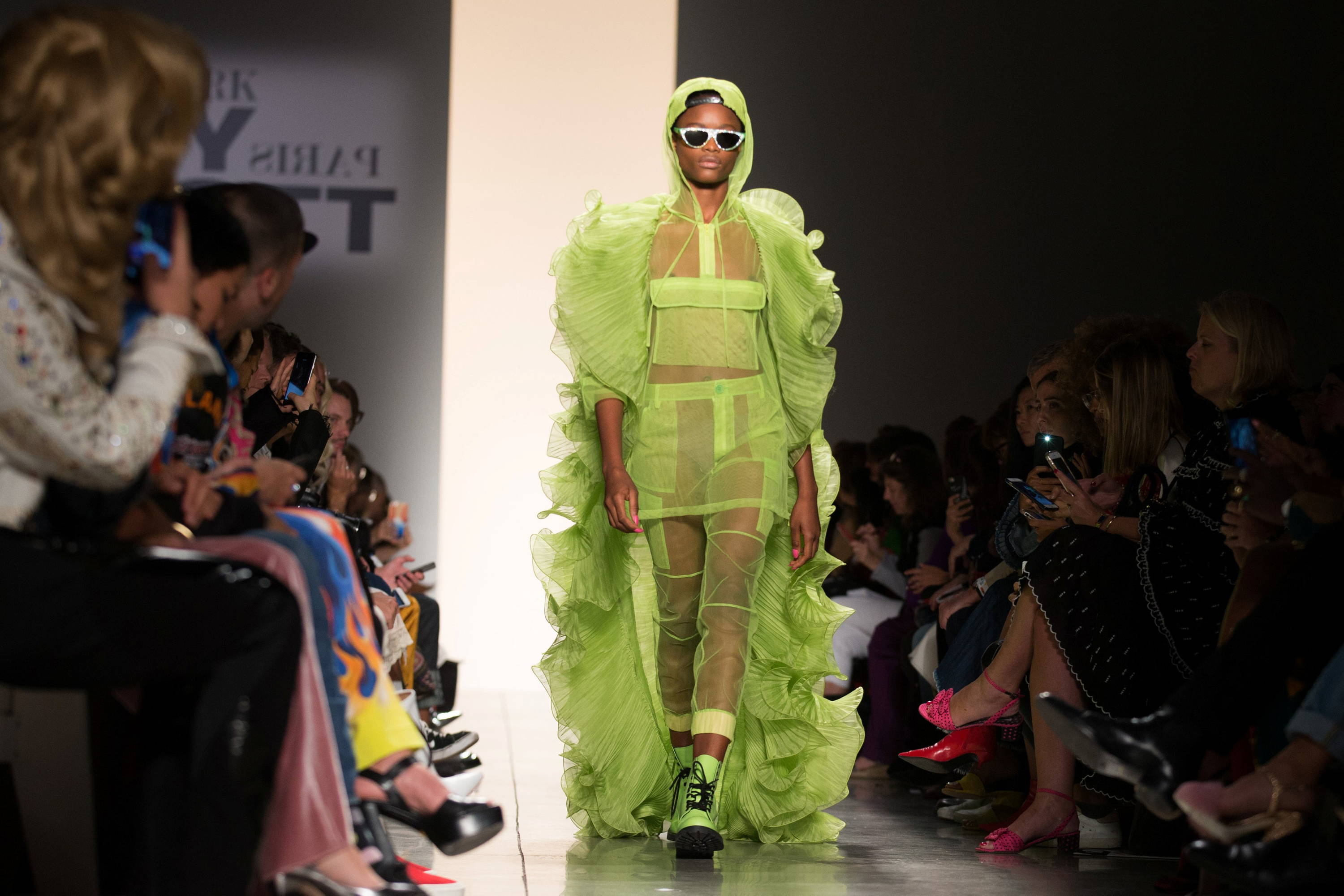 NYFW 2018 High Style with Jeremy Scott at DopeBoo.com