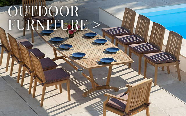 Outdoor Furniture from Kingsley Bate, Polywood & More